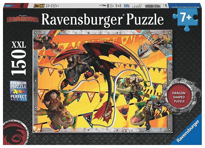 Fabelwesen 200 Teile XXL Puzzle Ravensburger 12752