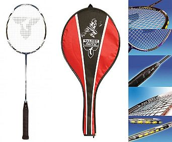 Badminton-Schläger isoforce 1051